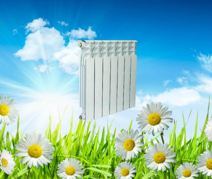 Алюминиевый радиатор Nicsun Dove-A500